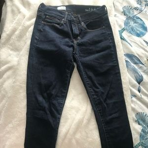 gap 1969 legging jean 26r